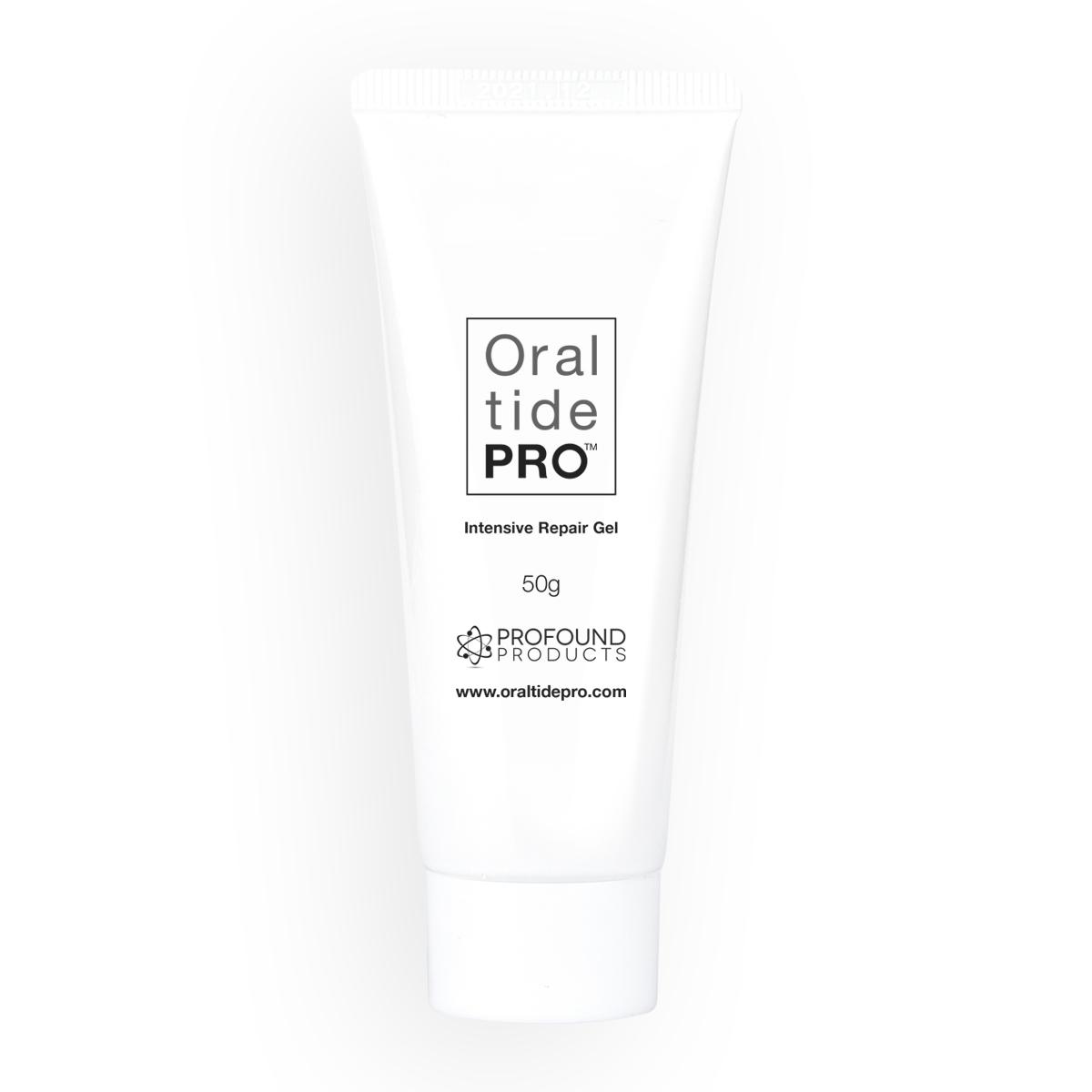 Oraltide-Pro™ Intensive Repair Gel Bottle