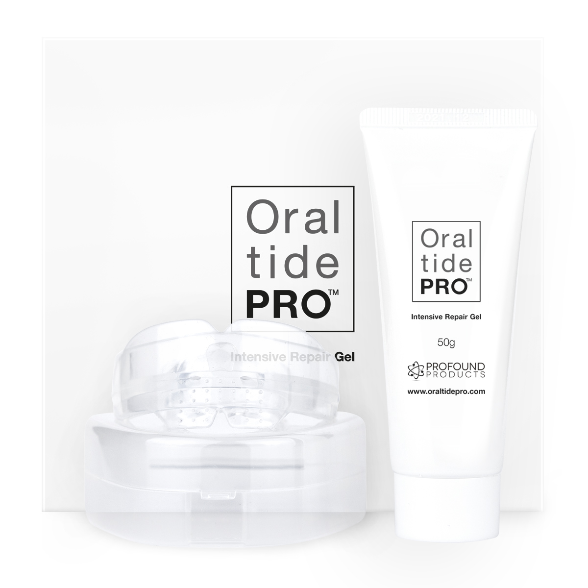 Oraltide-Pro™ Intensive Repair Gel Products